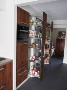 Noten keuken